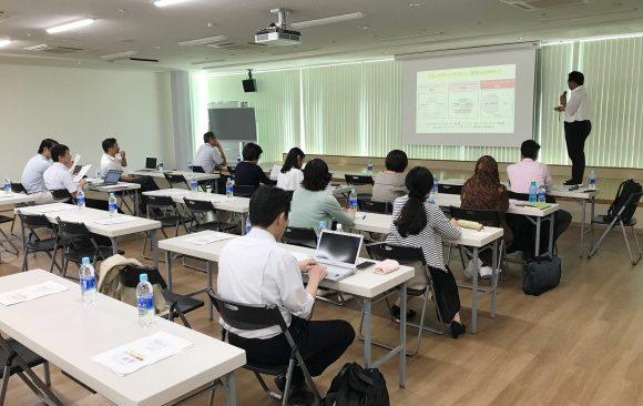 TDRNEP Start-up seminar held at Kagawa University
